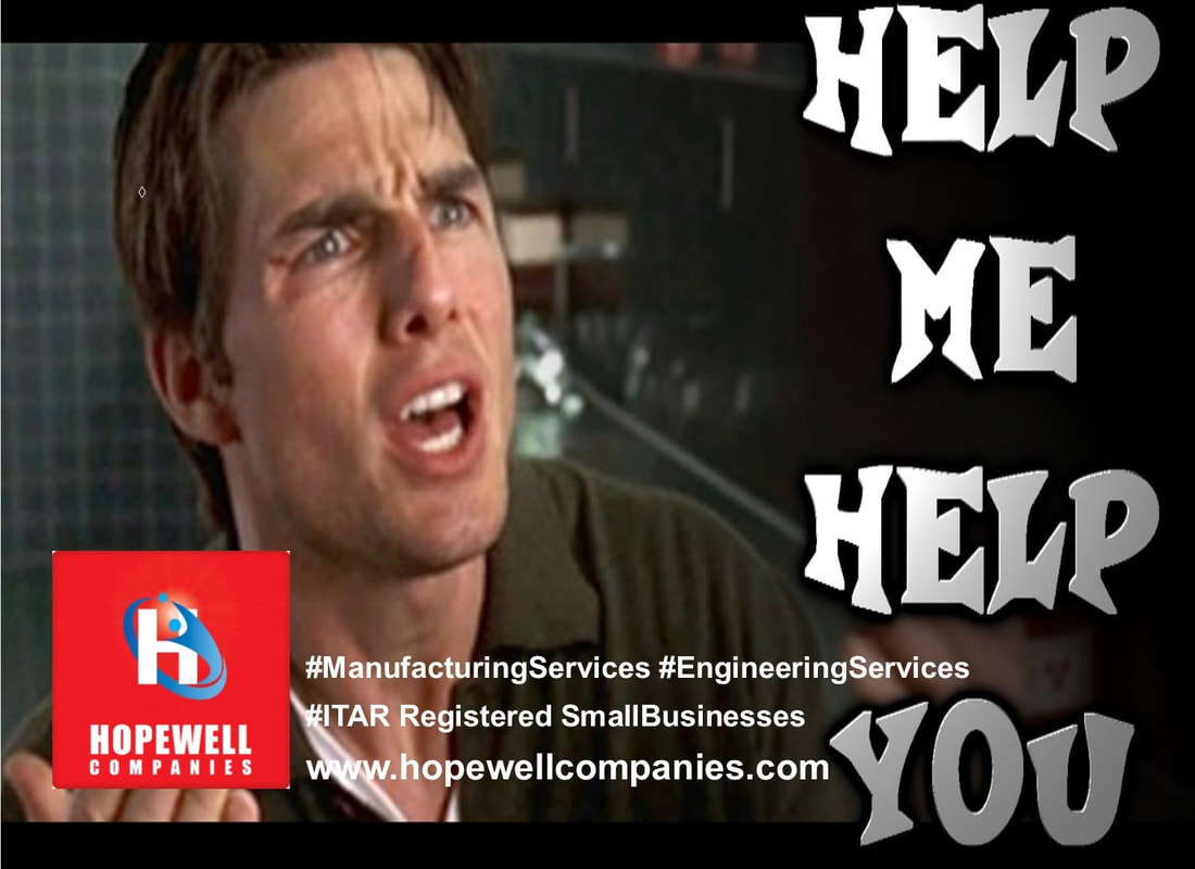 HOPEWELL Companies Manufacturing Services and Solutions