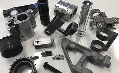 HOPEWELL Companies machining for firearms